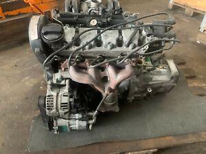 ANW Motor 1,4 81.045km VW Polo 6N1 Lupo Skoda Seat Arosa 44KW 60PS