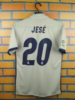 Jese Real Madrid Jersey 2016 2017 Home SMALL Shirt S94992 Football Adidas