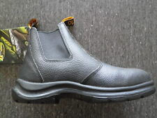 Oliver Work Boots, Steel Toe Safety Black  (Brand New)