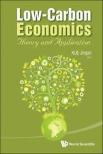 Low-Carbon Economics : Theory and Application by Jinjun Xue (2013, Hardcover)