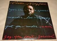Never Say You Can't Survive by Curtis Mayfield (Vinyl LP, 1977 USA Sealed)