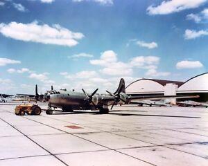 BOEING B-29 SUPER FORTRESS COLOR 8x10 SILVER HALIDE PHOTO PRINT