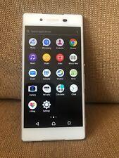 Sony Xperia Z3 Plus + E6553 32G White (Unlocked) Smartphone