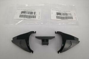 NEW Authentic Oakley CLIFDEN OO9440 SLATE Side + Bridge Shields Blocker Blinder