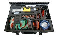 SiaStar Winkelschleifer 1000 Watt + Zubehör im Koffer Spezialschleifer UWG 8 R