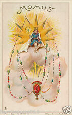 Postcard USA Mardi Gras New Orleans Raphael Tuck Carnival series Momus 2