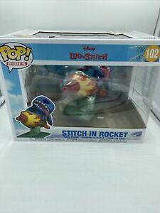 Funko Pop - Disney Movies - Lilo and Stitch - Stitch in Rocket 102