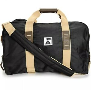 Urban Outfitters Poler Custom Duffle Gym Day Bag Black/tan