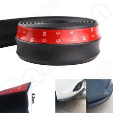 2.5M Universal Front Bumper Lip Splitter Body Spoiler Skirt Rubber Protector NEW