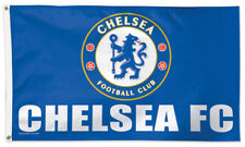 CHELSEA FC Football Club Huge 3'x5' Official EPL Soccer DELUXE FLAG