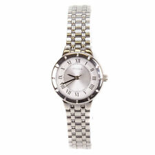 Sekonda Ladies Silver Stainless Steel Bracelet Watch 4338 with Roman Numerals