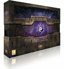 Starcraft 2 II Heart Of The Swarm Edition Collector Version Française PC NEUF