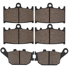 Front And Rear Brake Pads For SUZUKI GSF 650 07-11 GSX 650 F 2008 2009 2010-2014
