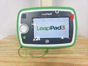 LeapFrog LeapPad3 Kids' Learning Tablet high-performance tablet, Green