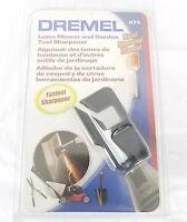 DREMEL Lawn Mower & Tool Faster Home Shop Sharpening Kit #675