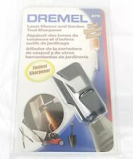 DREMEL Lawn Mower & Tool Faster Home Shop Sharpening Kit #675