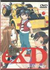 DVD E'X-DRIVER 2 PANINI VIDEO