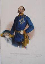 Edmund Fürst Schwarzenberg Feldmarschalleutnant Kavallerie Maria-Theresia-Orden