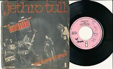 "JETHRO TULL 45 TOURS 7"" FRANCE INSIDE"
