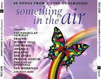 (2CD's) Something In The Air - Thunderclap Newman, Traffic, Move, Procol Harum