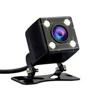 4LEDs 170 Degree Reverse Camera Rear View Backup Reversing Night Vision