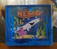 DISNEY PIXAR 15 YEARS! FINDING NEMO JUMBO PIN !¡! LE 1000