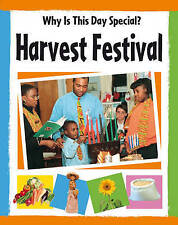 Harvest Festival (Why is This Day Special?) by Powell, Jillian