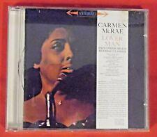 CD: Carmen McRae , Lover Man , Columbia CK 65115 , Made in Austria , 1997 , TOP