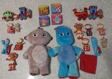 In The Night Garden Toy Bundle with Talking Iggle Piggle & Talking Macca Pakka