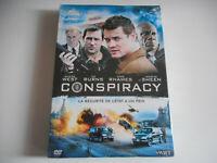DVD NEUF - CONSPIRACY / S. WEST - E. BURNS / THRILLER