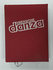 DIARIO AGENDA SCUOLA DIMENSIONE DANZA 12,5X16,5 NON DATATO PER TUTTI GLI ANNI