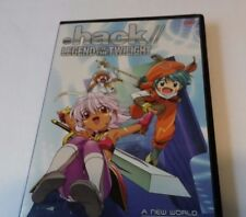 .hack//Legend of the Twilight  Vol. 1: A New World Bandai DVD, 2004