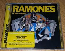 "THE RAMONES  ""Road to Ruin""  RM W/Bonus Tracks  NEW    (CD, 1978/2001)"