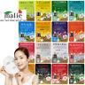 Malie Korean Face Mask Pack Facial Mask Sheet Moisture Skin Care **UK Seller**