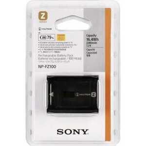 Sony batteria NP-FZ100