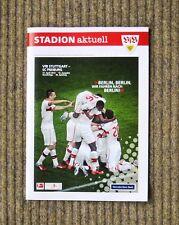 Stadion Aktuell, VFB STUTTGART: SC FREIBURG , 12/13