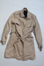 Tommy Hilfiger  Damenjacke Jacket M Oberteil Trenchcoat Beige Mantel