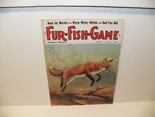 Fur Fish & Game . April 1974 Edition . Hunt For Morels