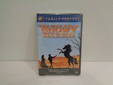 THE MAN FROM SNOWY RIVER New DVD Family Feature