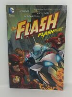 FLASH The Road to to FLASHPOINT DC TPB Graphic Novel