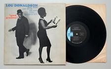 Lou Donaldson: Good Gracious! Blue Note 84125, RVG, LIB, VG++, Jazz LP