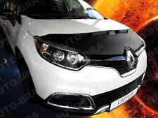Bonnet BRA für Renault Captur Bj. ab 2013 Steinschlagschutz Haubenbra Tuning