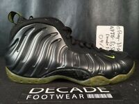 NIKE AIR FOAMPOSITE ONE SAMPLE 9 CACTUS GREEN 2007 BLACK COMIC PRO GALAXY YEEZY