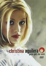 DvD CHRISTINA AGUILERA GENIE GETS HER WISH ......NUOVO
