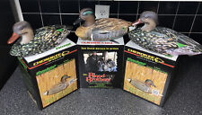 Cherokee Sports Duck Hunting Decoys Fusion Series 18 Pack Green - Winged Teal