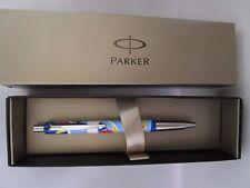 Parker Vector Red N Blue in Colorful design Parker ballpoint pen