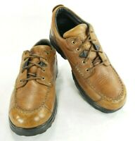 Irish Setter Red Wing Shoes Mens Leather Moc Toe Derby Shoes Sz 12