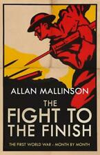 Fight to the Finish by Allan Mallinson (author)
