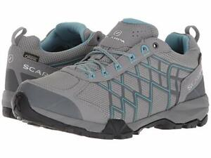 50% OFF!NEW WMN'S  SCARPA HYDROGEN GORE-TEX MID HIKING BOOTS , US 7 1/2, GREY.