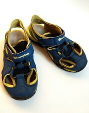 Champion Boys Kids Youth Blue Yellow Water Sandals Size 12 Shoes